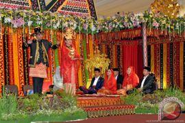 Pernikahan tradisional masih banyak peminat