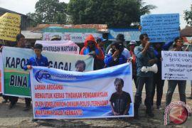 Demo Kekerasan Wartawan
