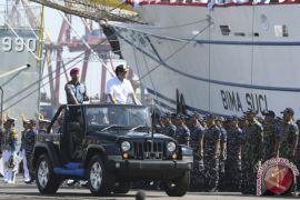 Upacara Pelepasan Satgas Sail Sabang