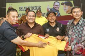 Lima pemain baru Sriwijaya gabung latihan perdana