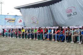 Yogyakarta tuan rumah Kejurnas Panjat Tebing