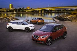 Penjualan SUV dan crossover Nissan melonjak secara global