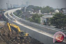 Pemerintah akan percepat pembebasan lahan LRT Jabodebek