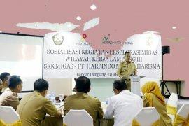 Eksplorasi Minyak Dan Gas Di Kabupaten Lampung Tengah