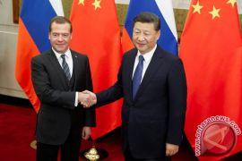 Rusia-China sepakat bentuk hubungan era baru