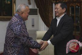 Gubernur resmikan PLTS Jakabaring untuk Asian Games 2018