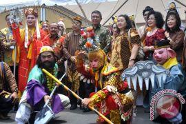 "Menteri agama buka ""Swayamvara Tripitaka Gatha"" di Candi Borobudur"