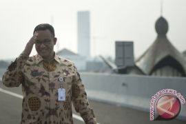 Anies Baswedan ingin Jakarta ruang ekspresi seni budaya