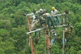 PLN: 90 MW listrik untuk masyarakat Bengkulu