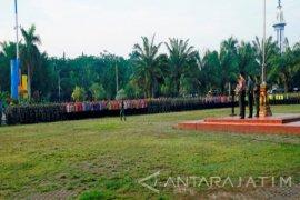 Ribuan TNI-Polri Amankan Kunjungan Presiden ke Madiun