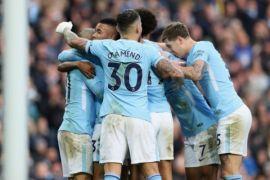 Manchester City pemuncak klasemen Liga Inggris