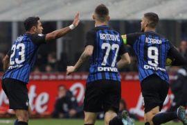 Ditahan Torino 1-1, Inter Milan masih belum terkalahkan