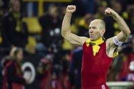 Robben dan Rafinha bertahan di Bayern sampai 2019