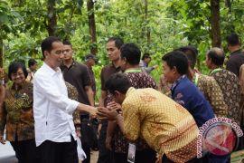 Presiden ke Lombok sambangi sejumlah ulama