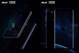 Asus umumkan smartphone pertamanya dengan layar 18: 9, Pegasus 4S