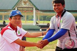 Mohammad persembahkan medali pertama Aceh