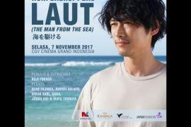 """""""Laut"""", film kolaborasi Indonesia dan Jepang akan tayang tahun depan"""