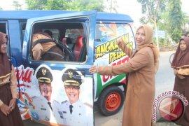 Banjarbaru Rintis Angkutan Perkotaan Menggunakan Bus