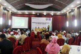 Pemprov Lampung Menggandeng LPJK Lindungi Tenaga Kerja Konstruksi