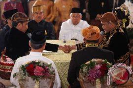 Wapres Kalla menyebut acara pernikahan Kahiyang berlangsung sederhana