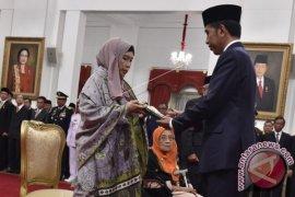 Presiden Memimpin Upacara Penganugerahan Gelar Pahlawan Nasional