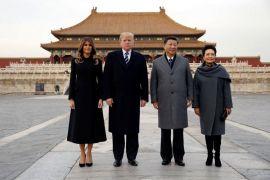 Xi Jinping dan Trump kunjungi Kota Terlarang