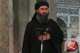 Pimpinan ISIS Baghdadi dikuburkan di laut dengan upacara Islam