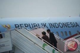 Presiden Terbang Ke Kuching Temui PM Malaysia
