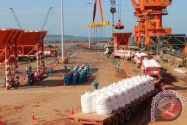 Tahun ini pabrik alumina mulai dibangun di Kabupaten Mempawah