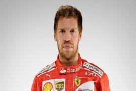 Sebastian Vettel memenangi Grand Prix Bahrain