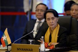 Suu Kyi: Saya tidak diam atas krisis Rohingya