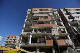 Korban tewas akibat gempa Iran menjadi 483 jiwa