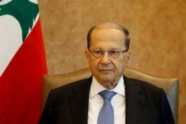 Lebanon berupaya halangi pembangunan tembok Israel
