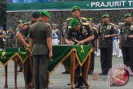 Mayjen Doni Monardo Resmi Jabat Pangdam III/Siliwangi
