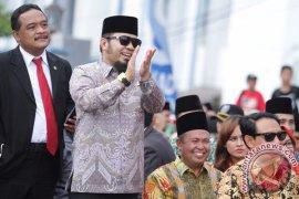 Bengkulu Undang Pemda Se-Indonesia Sukseskan Karnaval Batik