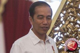 Presiden Jokowi: pilihan boleh beda tetapi semua bersaudara