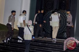 KPK datangi rumah Setya Novanto