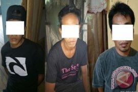 Tiga Butir Carnophen Penjarakan Tiga Pria