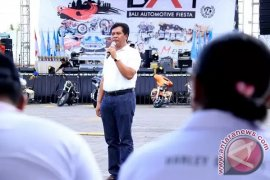 "Wagub Bali Buka ""Bali Automotive Fiesta"""