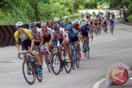 Klasemen Tour de Singkarak 2017 hingga etape delapan