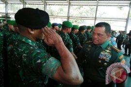 Panglima Beri Pengarahan Kepada Prajurit TNI/Polri