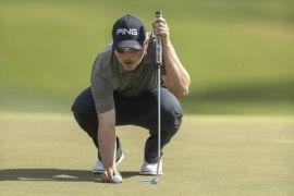 Pegolf pendatang baru Cook raih gelar tur PGA di Georgia