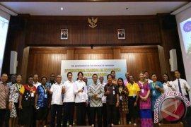 Negara-Negara Pasifik Belajar Tata Kelola Ekowisata di Bali