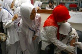 Imunisasi di Kabupaten Tangerang mencapai 93 persen
