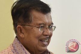 JK saksi nikah Gubernur Kalteng, Megawati juga datang
