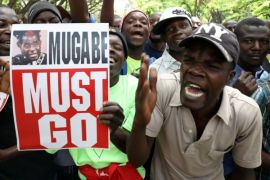 Mugabe dikabarkan sehat dan cukup gembira setelah digulingkan