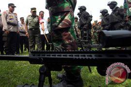5.514 polisi amankan pesta pernikahan putri Presiden di Medan