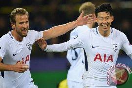 Gol Kane jaga harapan Tottenham di Liga Champions