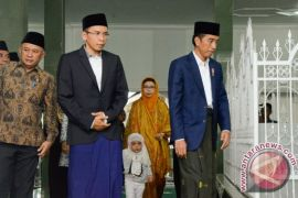 Presiden Jokowi belum terima surat pengunduran diri Khofifah
