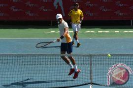 Demi mengembalikan kejayaan tenis Indonesia di Asia
